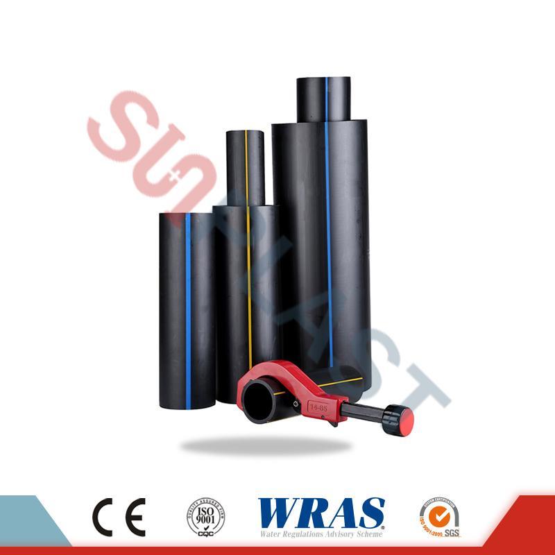 HDPE цевка (Poly Pipe) за вода канализација и засилувач; Дренажа
