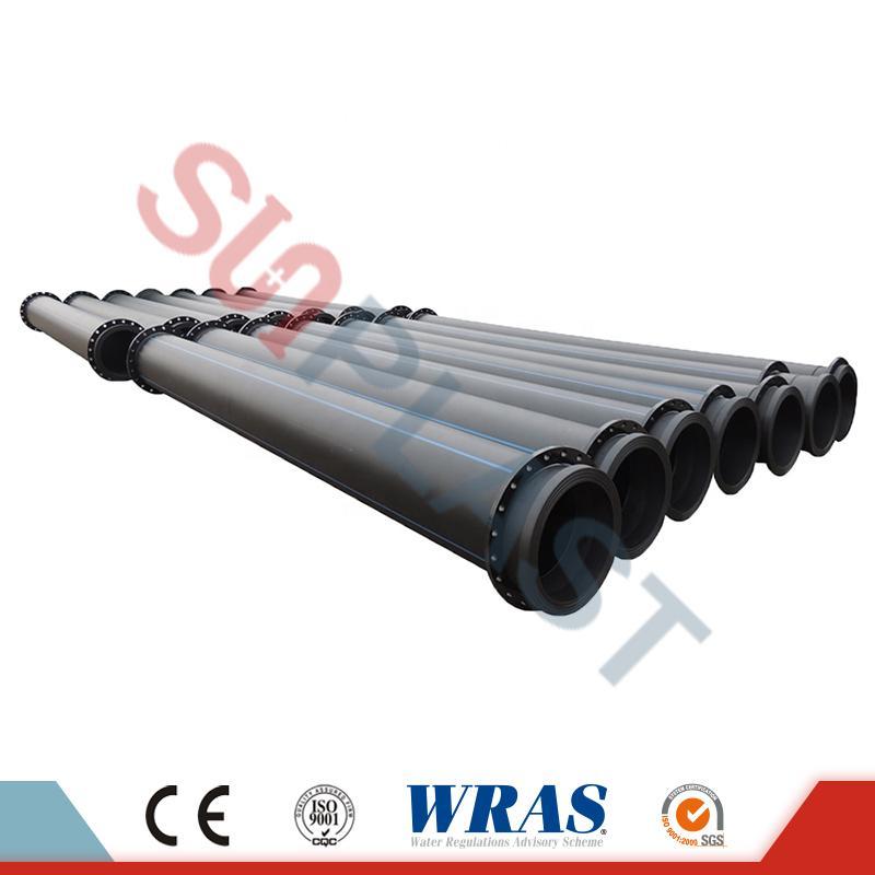 HDPE цевки со прирабници за багер и засилувач; Рударство