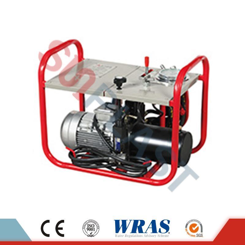 400-630mm Хидрауличен задник за топење заварување машина за HDPE цевки