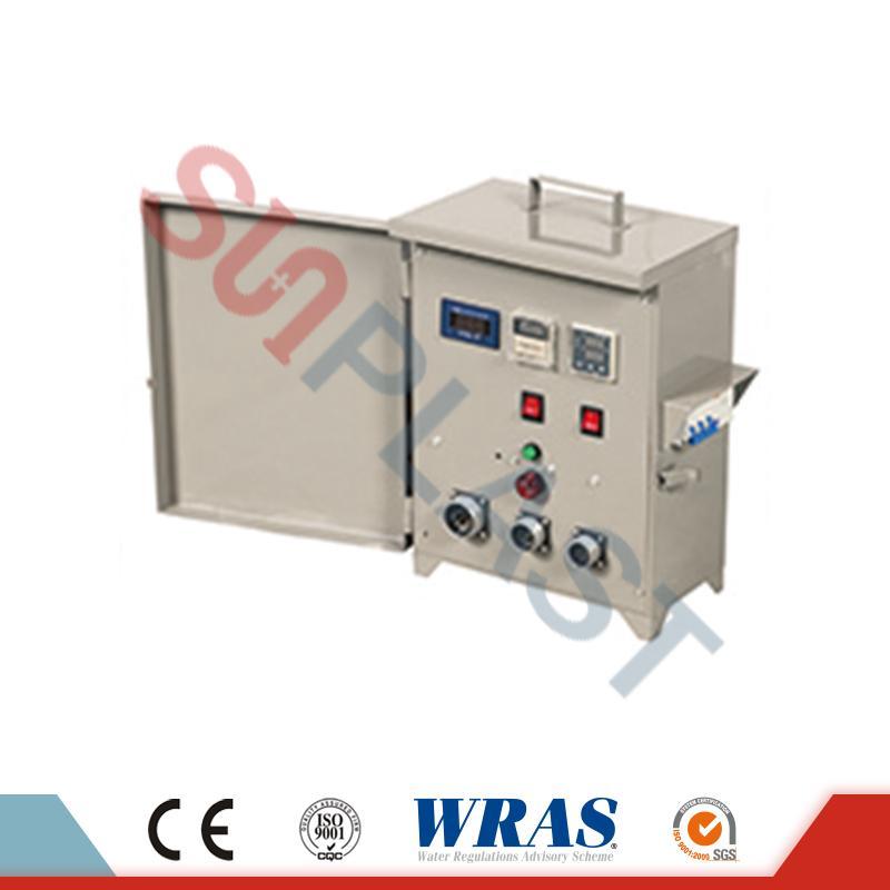 710-1000mm хидрауличен затворач за заварување машина за HDPE цевки