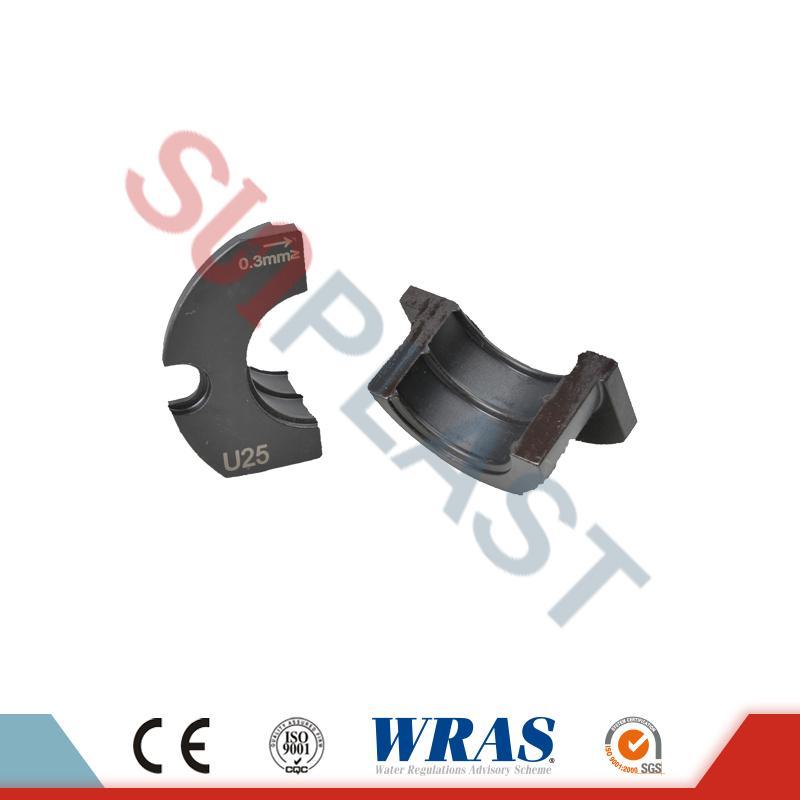 Алат за притисок за PEX-AL-PEX цевки и засилувачи; PEX цевки