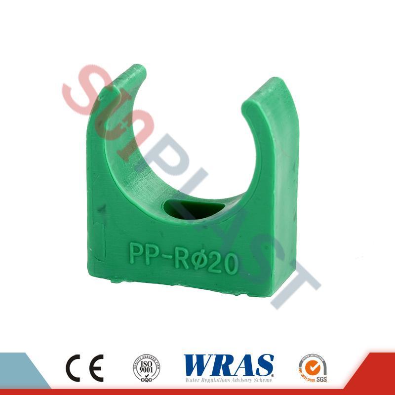 DIN8077 PPR цевка клип