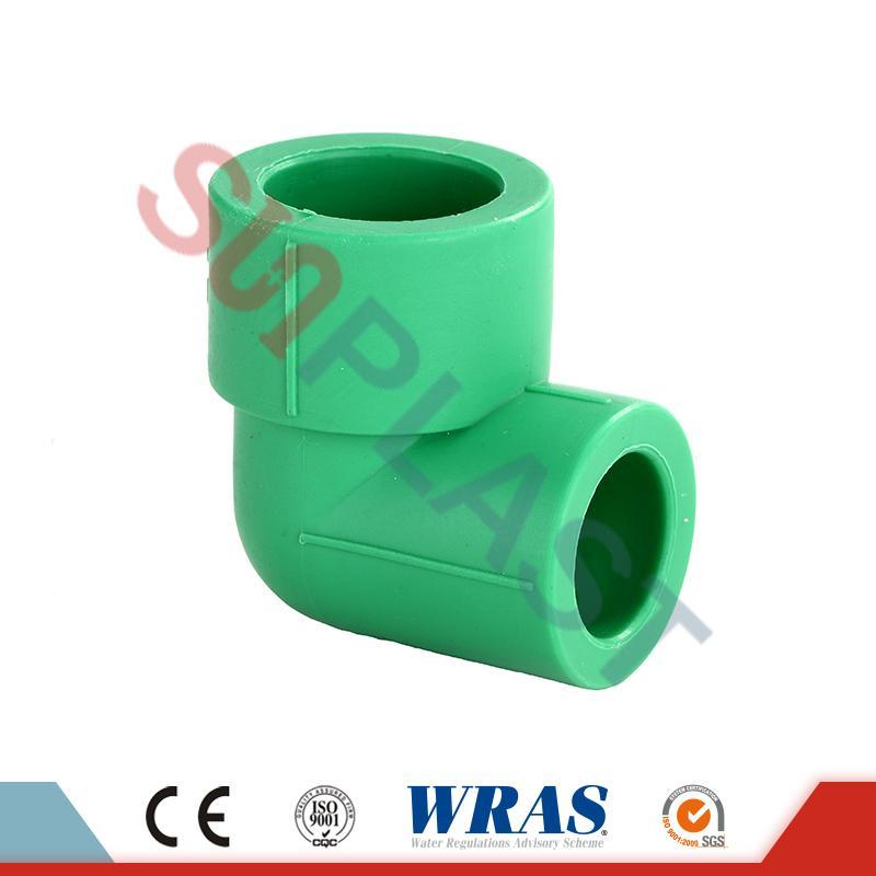 DIN8077 PPR 90 степен лактот